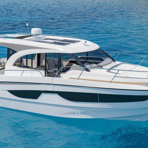 barche Beneteau motore fuoribordo: Antares 11
