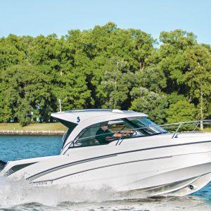 barche Beneteau motore fuoribordo: Antares 7