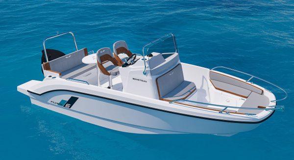 Barche a motore sardegna: Beneteau Flyer 6 SpaceDeck
