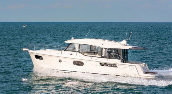 Beneteau motore: Swift Trawler 41 Sedan