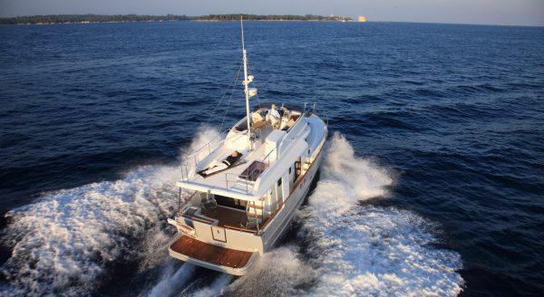 Beneteau motore: Swift Trawler 44
