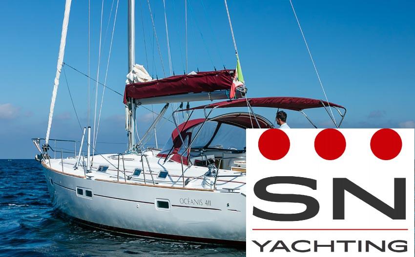 Beneteau Oceanis 411 usato Sardegna