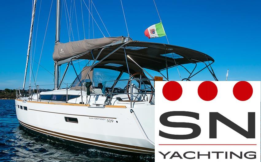 Jeanneau Sun Odyssey 509 usato Sardegna