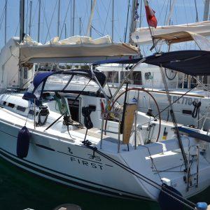 Beneteau First 35 usato Sardegna