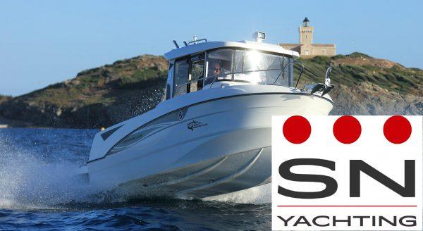 barche Beneteau motore fuoribordo: Barracuda 7
