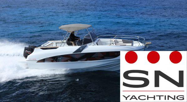 Barche a motore sardegna: Beneteau Flyer 8.8 Spacedeck