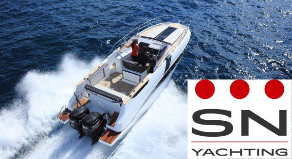 Barche a motore sardegna: Beneteau Flyer 8.8 Sundeck