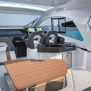 barche Beneteau motore: Gran Turismo 32