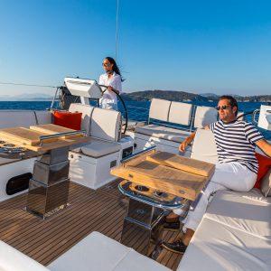 Beneteau vela Oceanis Yacht 62