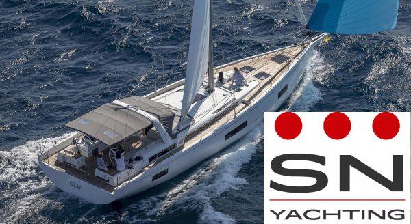barca vela beneteu sardegna Oceanis Yacht 54 17 metri