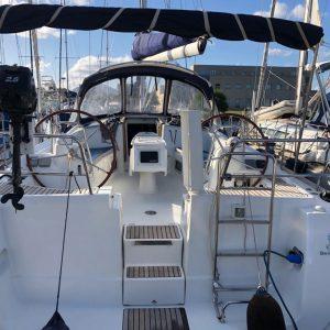 Barca a vela usata in Sardegna: Beneteau Oceanis 43