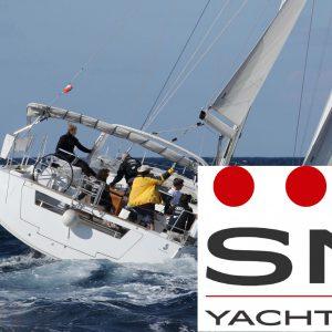 Beneteau Oceanis 55 usato vela Sardegna