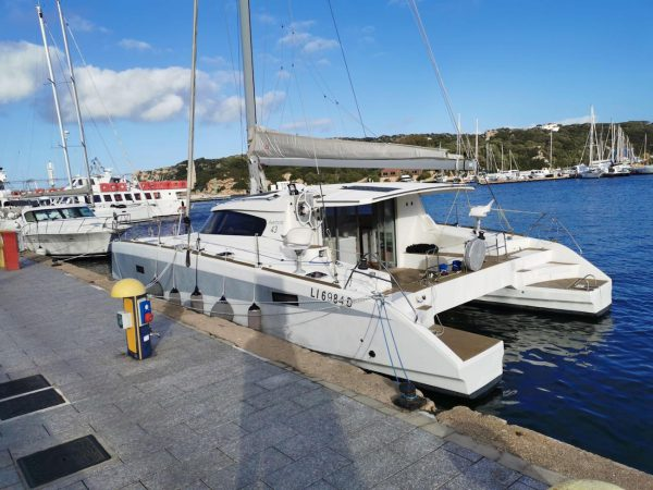 Catamarani usati in vendita: Aventura 43
