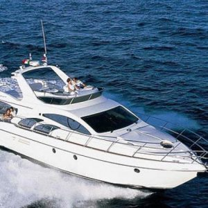 Barche a motore usate in Sardegna: Azimut 50 Fly