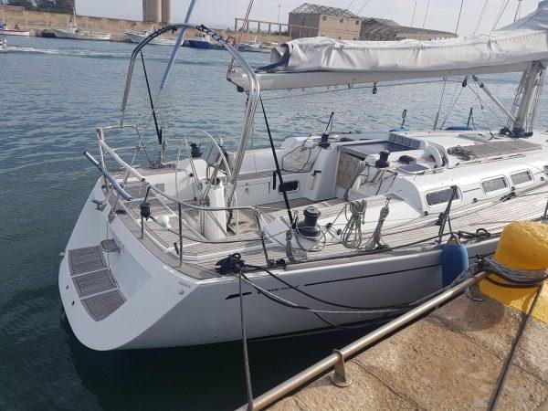 Barche a vela usate in vendita in Sardegna: Grand Soleil 45