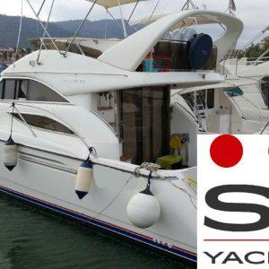Barche usate a motore in vendita in Sardegna: Princess 38 Fly