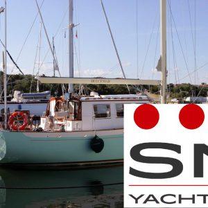 Barche a vela usate in Sardegna: Progetto Sciarrelli 46