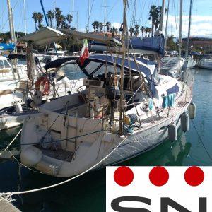 barche a vela in vendita in Sardegna: Sun Odyssey 40 DS