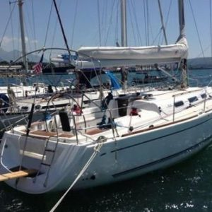 Vendita barche a vela usate in Sardegna: Dofour 44 Performance