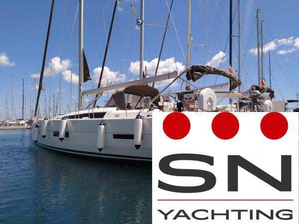 Barche Charter Sardegna: DUFOUR 56 EXCLUSIVE
