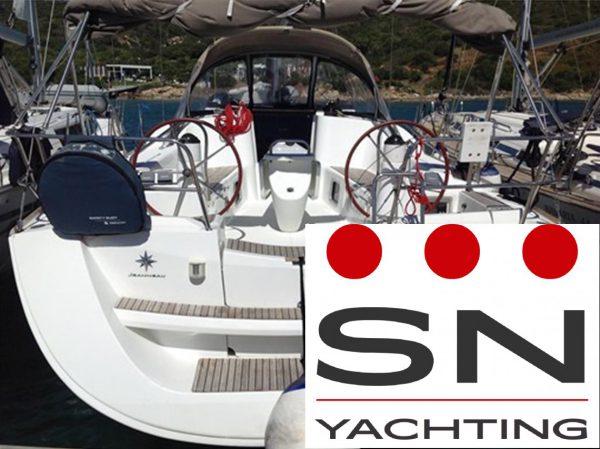 Barca a vela Jeanneau Sun Odyssey 42i 13 metri