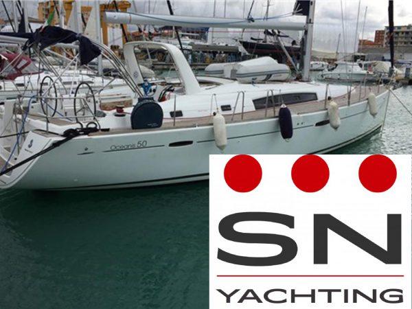 Barche a vela usate in vendita: Beneteau Oceanis 50