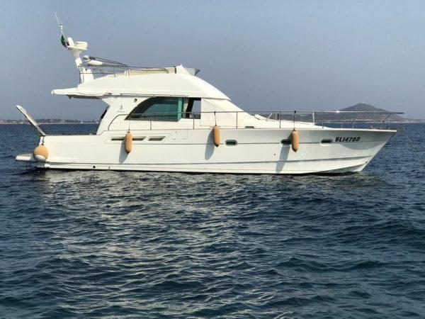 Barche a motore in vendita in Sardegna: Antares 13.80