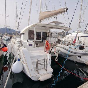 Catamarani in vendita in Sardegna: Lagoon 39