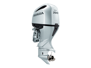 Motore fuoribordo Honda 200 HP BF 200D LRU