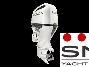 Motori fuoribordo Honda Marine Sardegna: BF 200D XDU Total White
